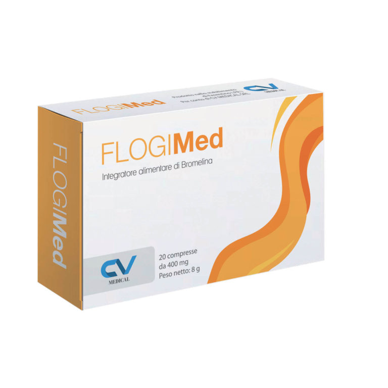 Flogimed Compresse